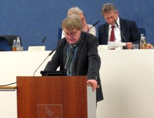 Stadtrat Jürgen Canehl