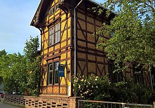 Magdeburg, Steinigstraße, Rayonhaus