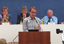 """Stadtrat Tom Assmann zur Aktuellen Debatte in der Stadtratssitzung am 17.08.2017 """"Sicherheit auf öffentlichen Plätzen in der LH Magdeburg"""""""